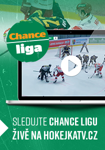 Chance liga na Hokejka TV
